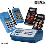 哈納HI9804多參數水質現場快速分析測定儀