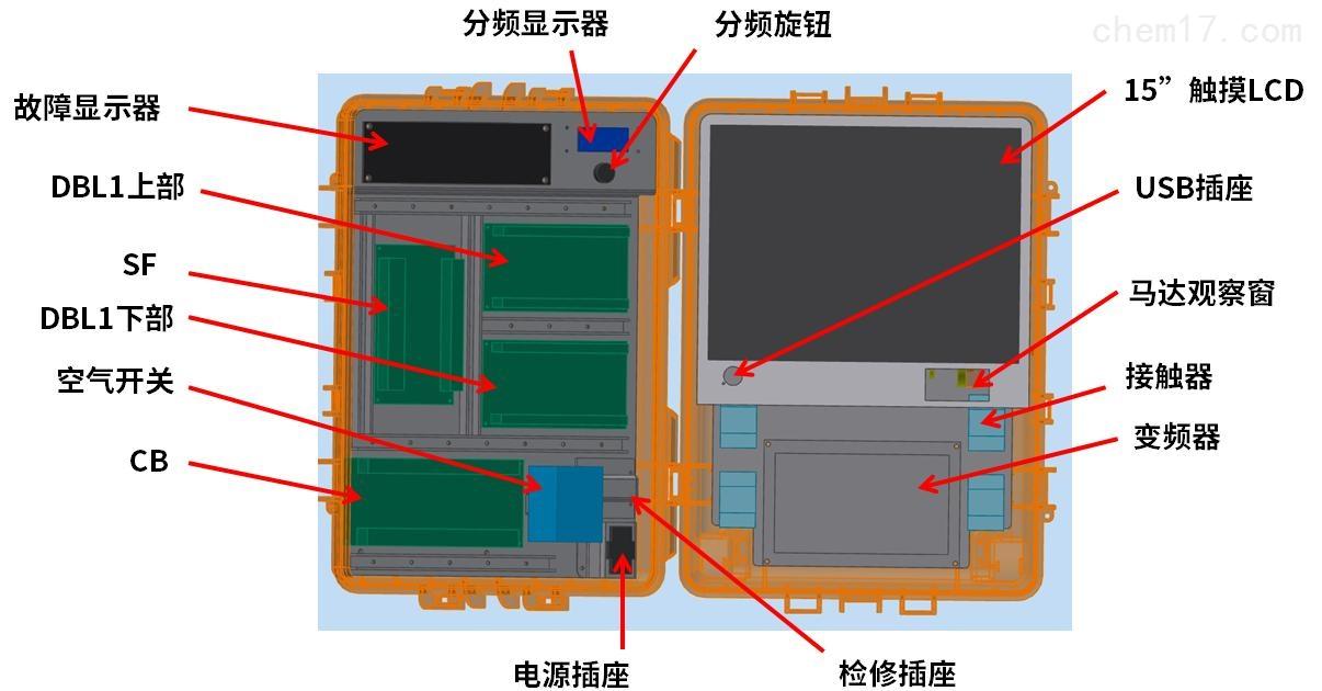 FT380-自动扶梯运行模拟器