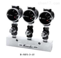 B-MFI多重pt88指示器官网川崎KAWAKIpt88开关原装进口