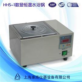 HHS-1数显单孔不锈钢水浴锅