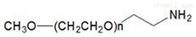 甲氧基聚乙二醇胺mPEG-NH2,mPEG-Amine MW:5000修饰蛋白质