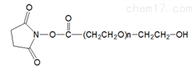 修饰蛋白质NHS-PEG-OH MW:2000活性酯聚乙二醇羟基