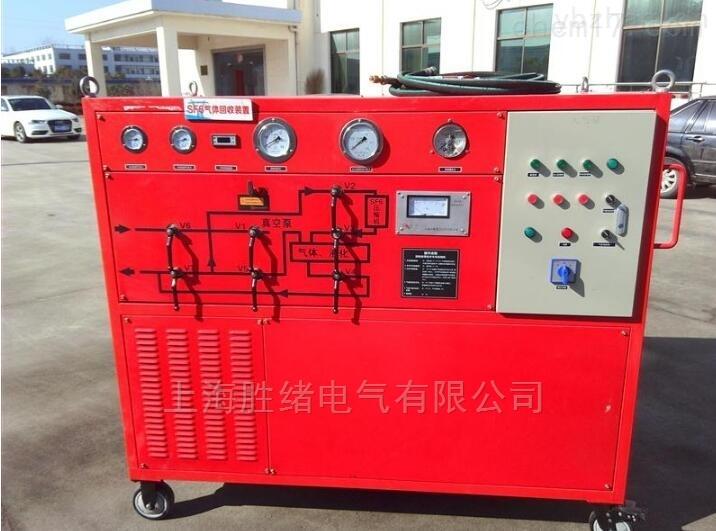 SX-气体抽真空充气装置