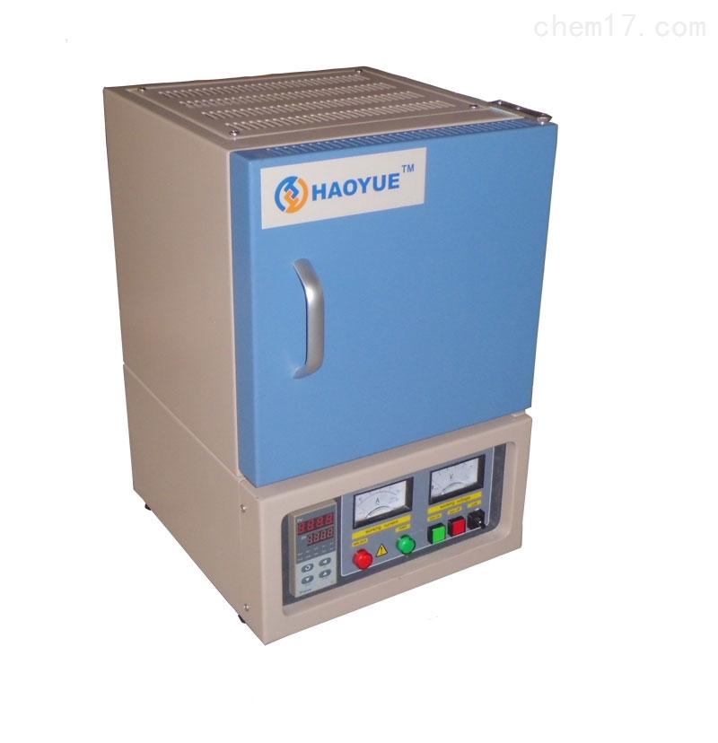 1700℃箱式电阻炉