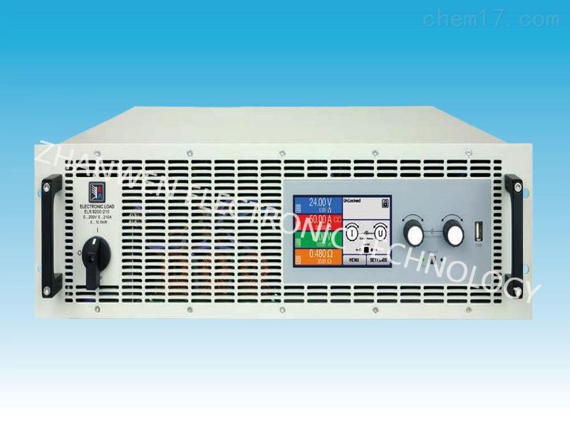 能量反馈式电子负载ELR 9000 3U系列