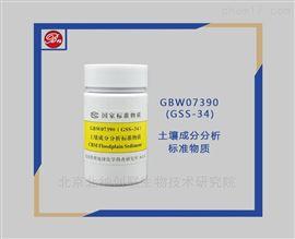 GBW07390(GSS-34)泛滥平原沉积物成分分析标准物质-现货土壤