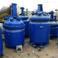 常年大量回收二手2吨搪瓷反应釜