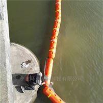 FT30100淮北水上攔截垃圾浮體 河道清漂攔污浮體