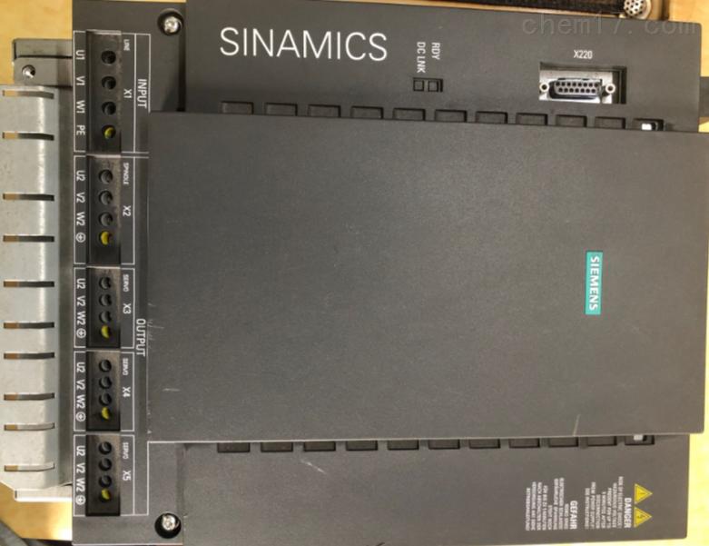西门子828D系统COMBI驱动器坏修理专家