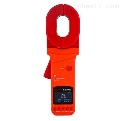 钳形接地电阻测试仪(多功能型)