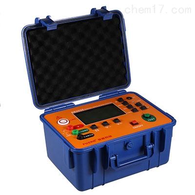 高压绝缘电阻测试仪(5KV,1TΩ)