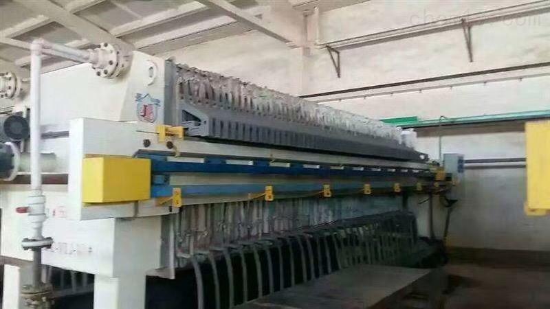 厢式压滤机回收年底备货大量回收二手厢式压滤机