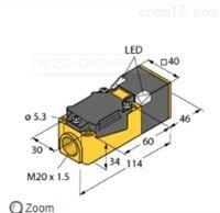 TURCK图尔克电感式传感器规格