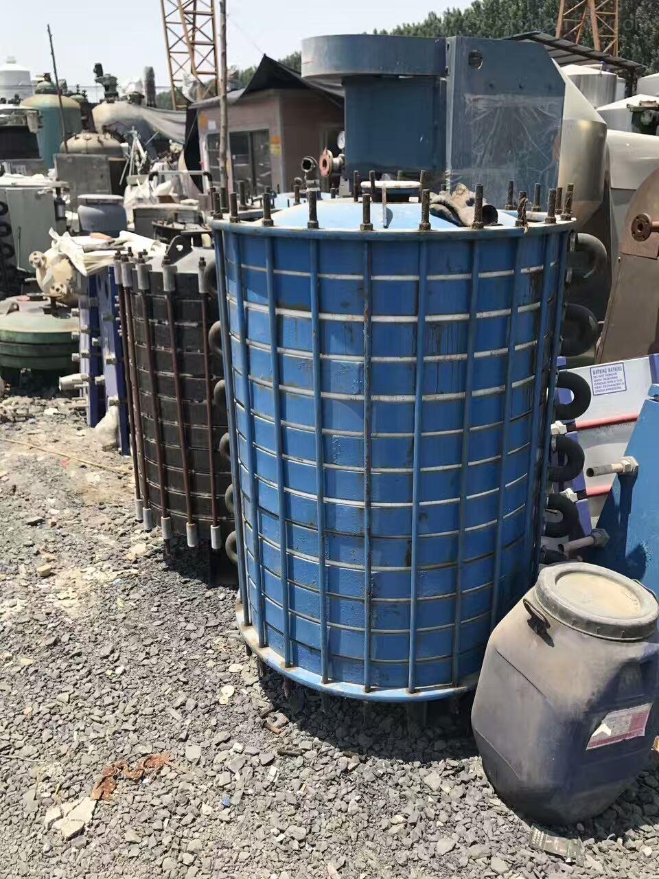 10平方的搪瓷冷凝器二手10平方的搪瓷冷凝器回收