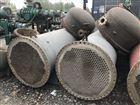 回收二手不锈钢列管式冷凝器热交换器