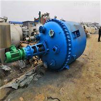 化工厂二手3吨搪瓷反应釜