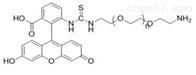 PEG衍生物FITC-PEG-NH2荧光素聚乙二醇氨基荧光PEG