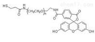 荧光PEG衍生物FITC-PEG-SH 荧光素聚乙二醇巯基