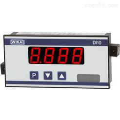 DI10纯厂家德国威卡WIKA面板安装式数字显示仪