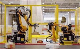 混合分揀機器人