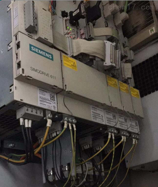 西门子810D五轴机床控制器维修