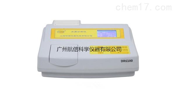 污水多参数水质分析仪DR6000 台式普及型