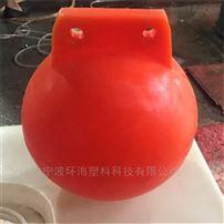 江西龍舟賽道水上塑料浮球