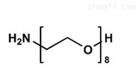 H2N-PEG8-OH352439-37-3氨基八聚乙二醇羟基小分子PEG