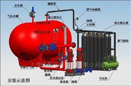 DLC1.0/30-18气体顶压应急消防气压给水设备