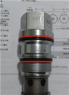 优势VSE流量计太阳插装阀MWEA-LHN平衡接口