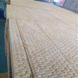 威海竖丝岩棉复合板批发价格