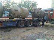 二手5吨搪瓷开式反应釜回收