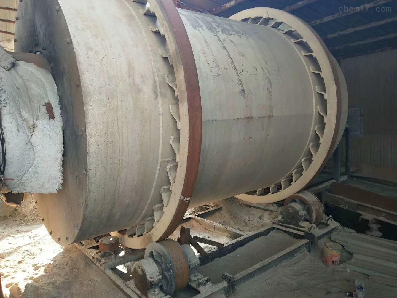 回收三筒干燥机回收二手三筒干燥机高价