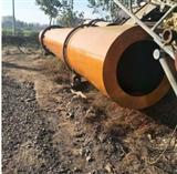 回收二手1.5米乘以15米滚筒烘干机
