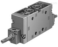 德国FESTO手控电磁阀(JMFH-5-3/8-B)