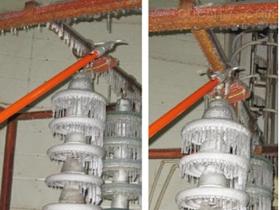 CZCB-钩除冰转向钩现场应用
