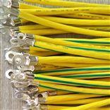 黄绿接地线BVR4平方长350毫米价格信息