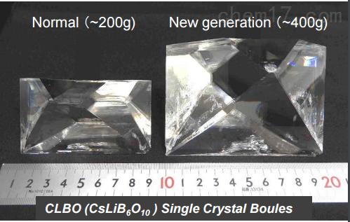 CLBO晶体