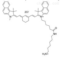 活体成像Cyanine7.5 amine、Cy7.5 NH2荧光染料