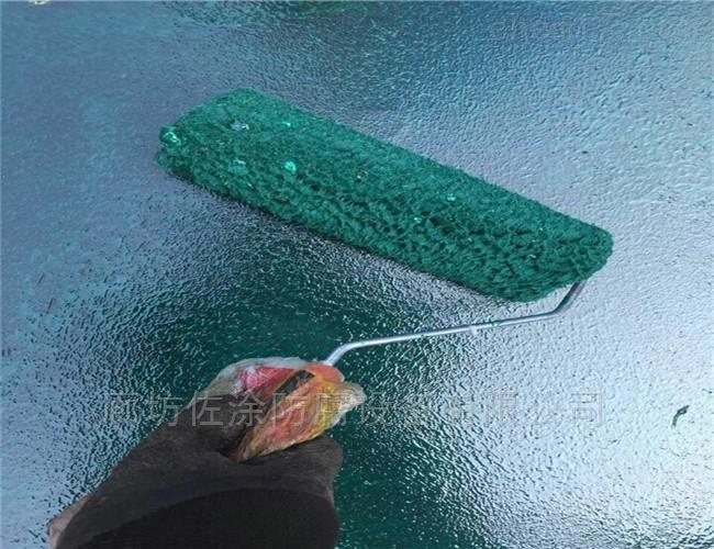 高温玻璃鳞片树脂底涂厚度