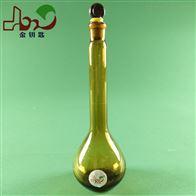 A级棕色容量瓶