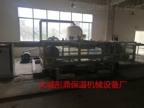 无机复合聚苯乙烯泡沫A级保温板设备
