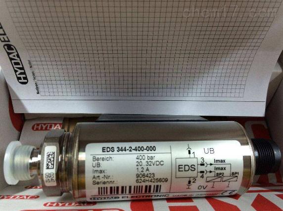 EDS 344-3-400-000/德国HYDAC价格好