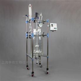 SJF系列电动升降玻璃反应釜
