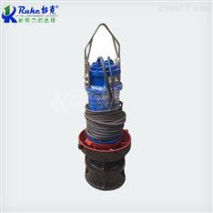 如克环保抗旱排涝泵轴流泵水循环用泵