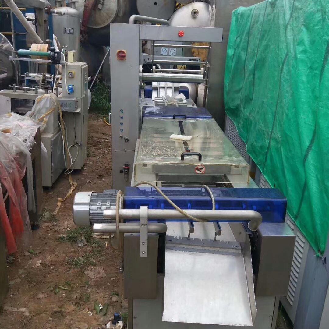 回收网带烘干机二手网带烘干机回收