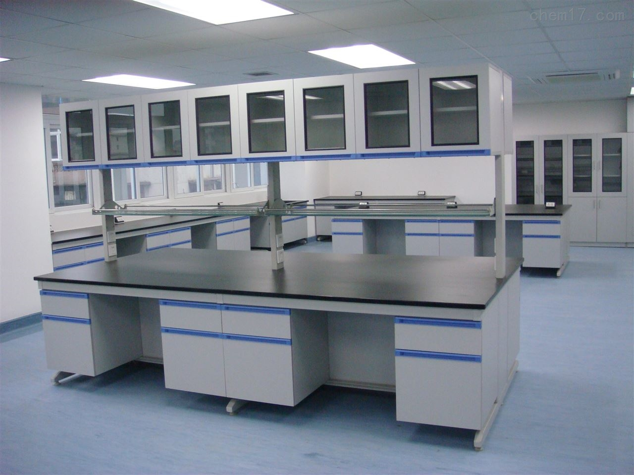 钢木中央防酸碱抗腐蚀实验台