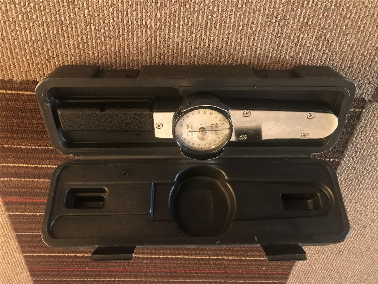 檢測螺栓扭矩用的指針式扭矩扳手