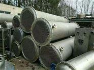 出售二手80平方304l列管冷凝器