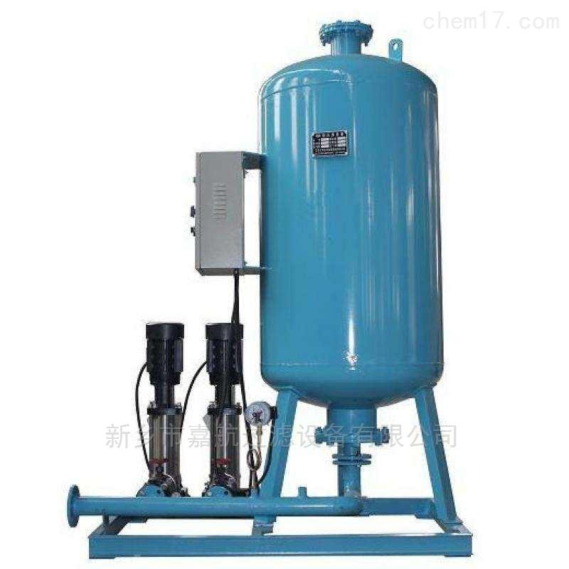 多组囊式定压补水装置如何操作